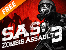 SAS:3 Zombie Assault